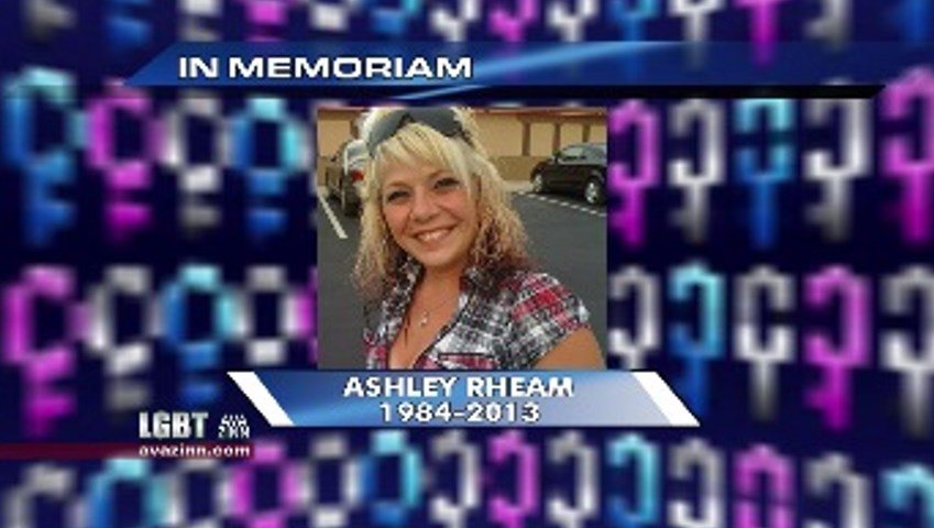 Ahley Rheam 1984-2013