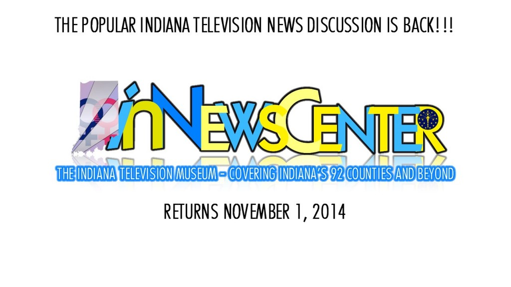 It's officially confirmed. INNewsCenter will be returning.