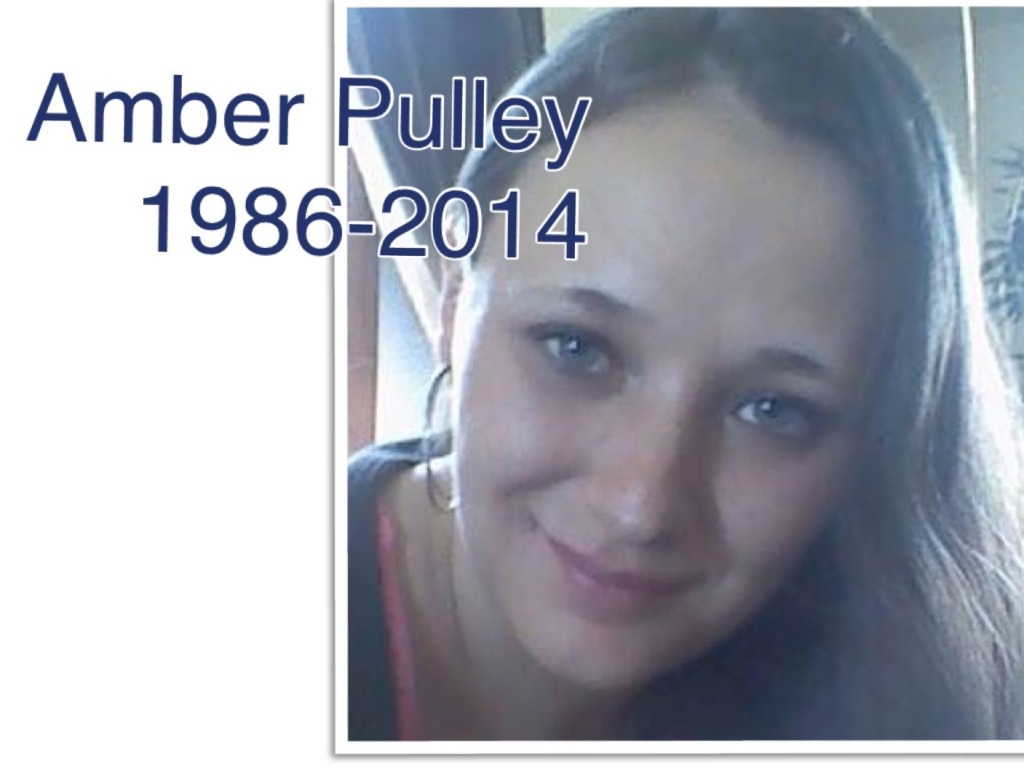 Amber Pulley (1986-2014)